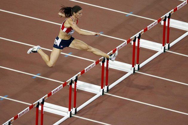 Zuzaně Hejnové chybí v Pekingu už jen jeden vydařený běh, aby obhájila zlato z MS.