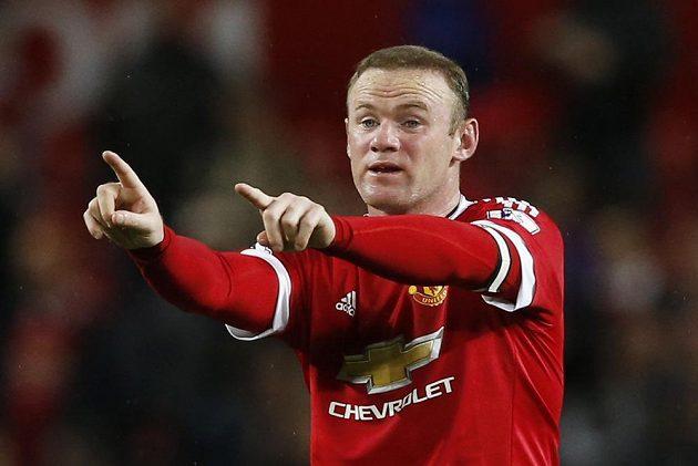 Wayne Rooney se rozloučil s ligovou sezónou vstřeleným gólem...