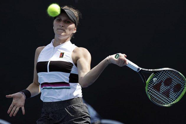 Bojovala, ale prohrála. Markéta Vondroušová se s Australian Open rozloučila po druhém kole.