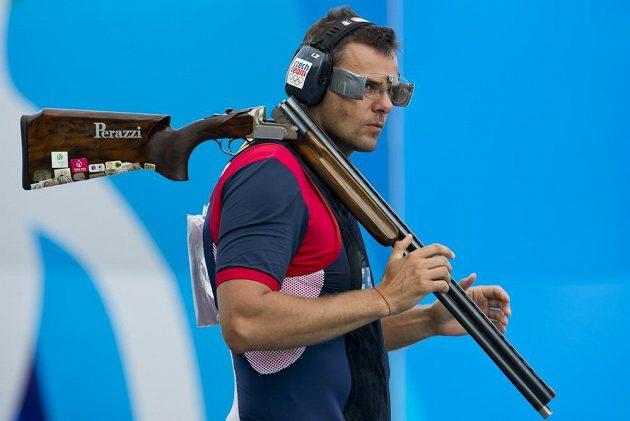 David Kostelecký (na snímku) skončil v Riu na čtvrtém místě.