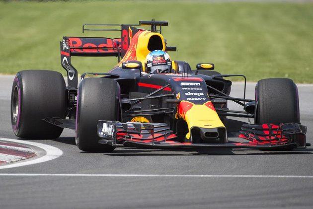 Daniel Ricciardo a jeho jízda v Kanadě.
