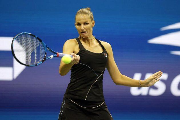 Karolína Plíšková vrací úder ve 2. kole US Open.