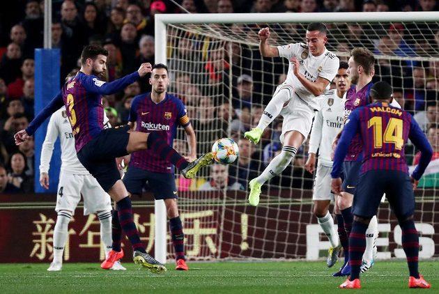 Velký závar před brankou Realu Madrid zůstal nevyužit