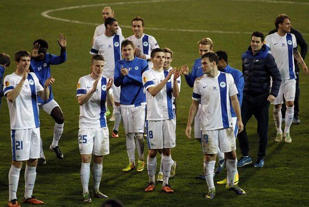 Dobojováno! Fotbalisté Liberce to dokázali, v Evropské lize si zahrají i na jaře.