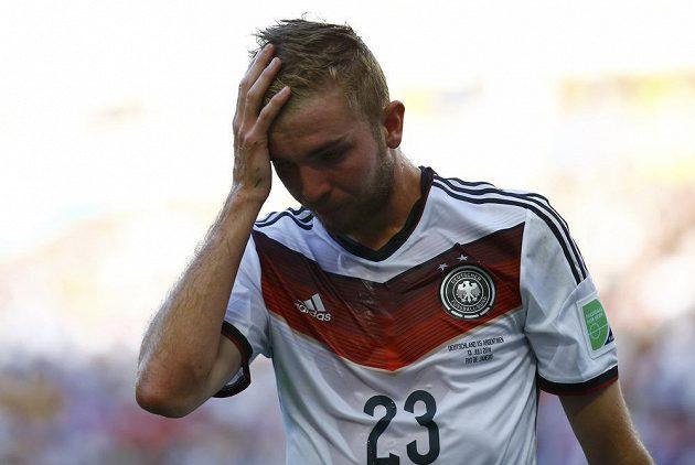 Christoph Kramer si z finále moc nepamatuje.