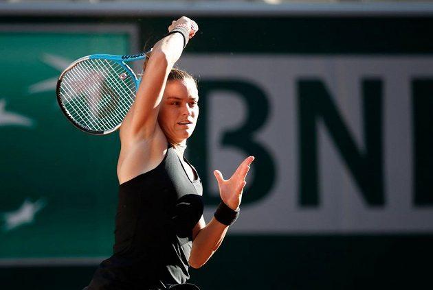 Maria Sakkariová v boji o postup do finále French Open