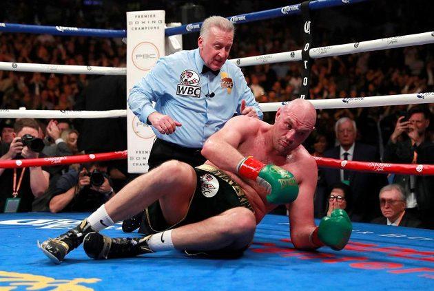 Fury byl v zápase proti Wilderovi dokonce počítán, vždy se ale dokázal oklepat.