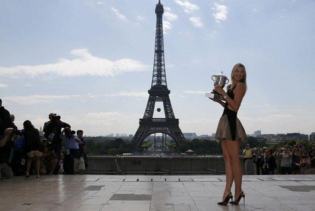 Pařížané rozhodně měli na co koukat...