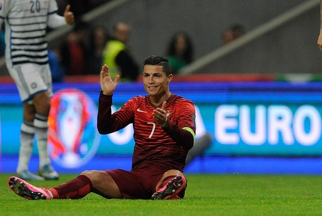Cristiano Ronaldo dovedl Portugalce na mistrovství Evropy.