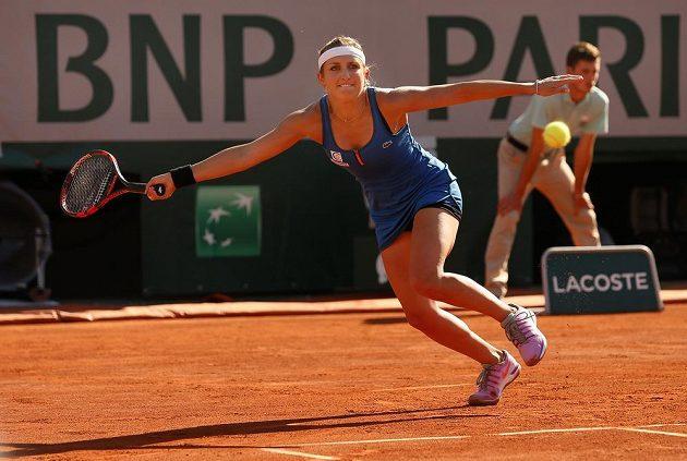 Švýcarka Timea Bacsinszká v semifinále French Open.