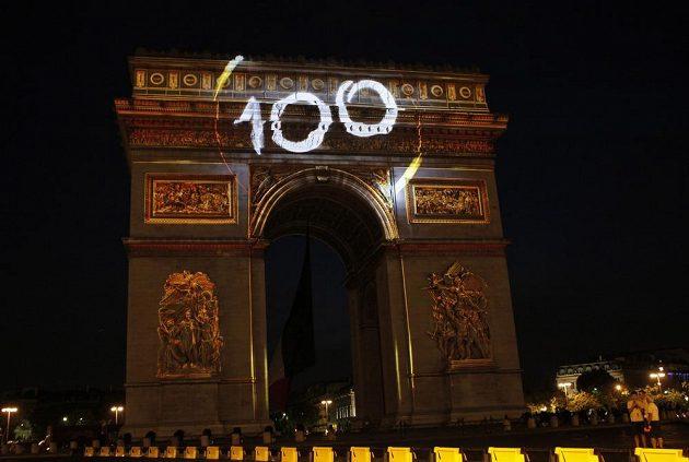 Taková byla jubilejní 100. Tour de France.
