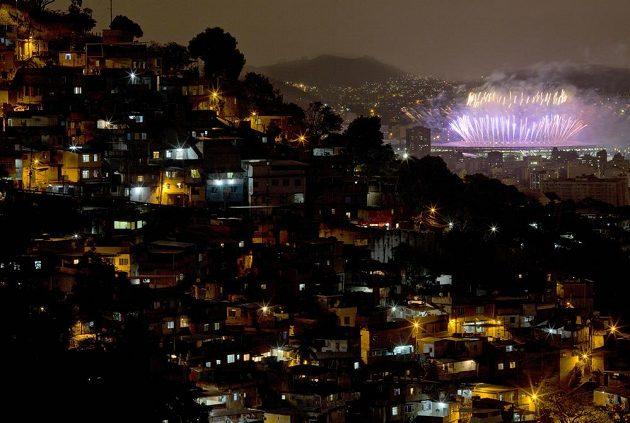 Takhle se Rio loučilo před třemi týdny s olympiádou.