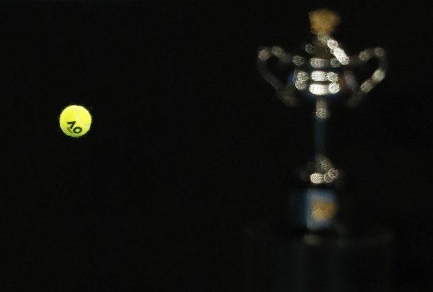 Finálový zápas mezi Ósakaovou a Kvitovou trval 2:30.