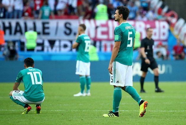 Německo se loučí ostudou! Obhájci trofeje prohráli na MS s Koreou a na šampionátu dohráli už po základní skupině.