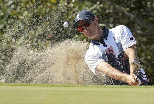 Brit Justin Rose vyhrál olympijský golfový turnaj.