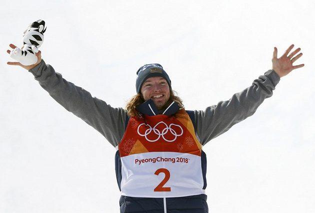 Americký akrobatický lyžař David Wise obhájil na olympijských hrách v Pchjongčchangu zlato v U-rampě ze Soči. Radost měl obrovskou.