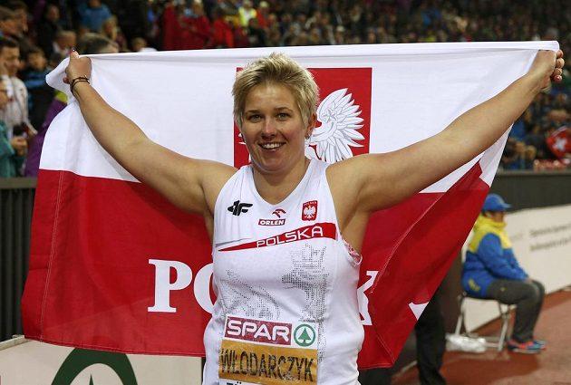 Polka Anita Wlodarcyzková.