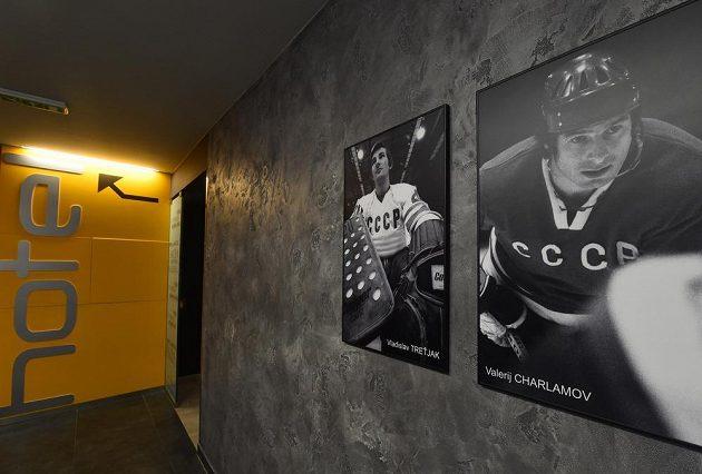 Hotelový a sportovní komplex Buly Aréna v Kravařích na Opavsku bude hostit ruskou hokejovou reprezentaci, která hraje zápasy v základní skupině v Ostravě.