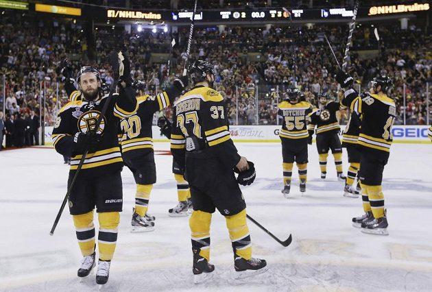 Zklamaní hokejisté Bostonu