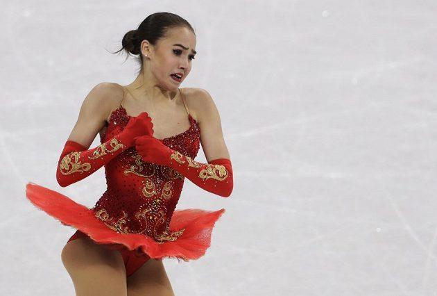 Alina Zagitovová.