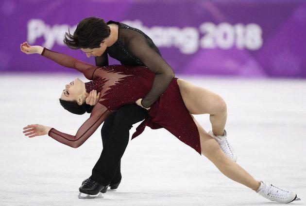 Kanadský taneční pár Tessa Virtueová a Scott Moir se s krasobruslařskou kariérou rozloučil olympijským zlatem.