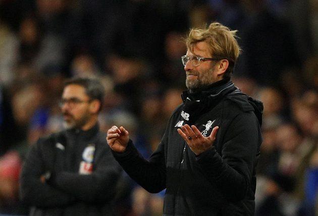 Trenér Liverpoolu Jürgen Klopp na ilustračním snímku.