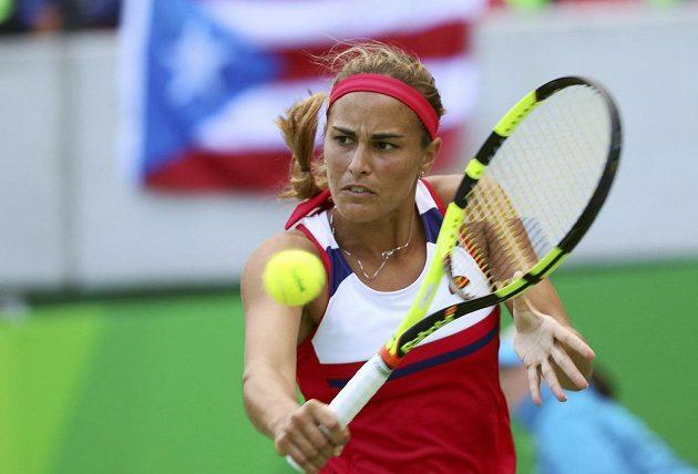 Portoričanka Monica Puigová.