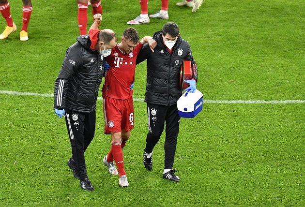 Joshua Kimmich přijde kvůli zranění kolena o sraz německé reprezentace, která se ve středu v přípravném duelu utká s českým týmem.