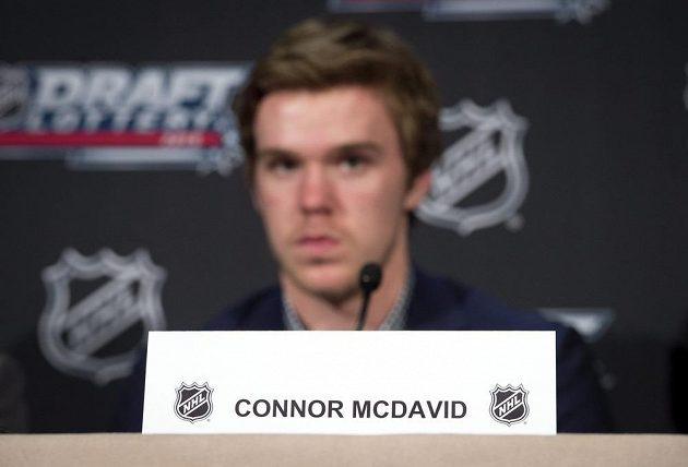 Tohle jméno si dobře pamatujte. Connor McDavid by se brzy měl stát hvězdou NHL.