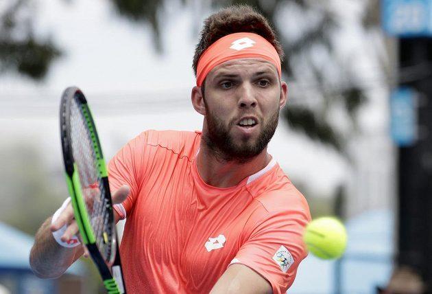 Jiří Veselý skončil na Australian Open v prvním kole
