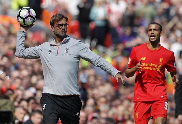 Trenér Liverpoolu Jürgen Klopp byl po remíze svého týmu se Southamptonem pořádně naštvaný.
