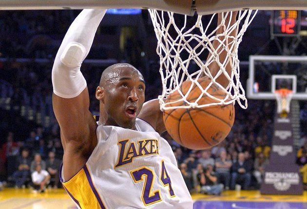 Kobe Bryant na snímku z roku 2015.