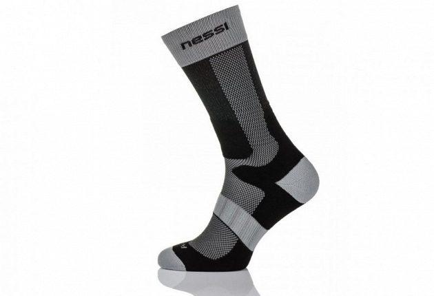 Termoaktivní ponožky Nessi s ionty stříbra T1.