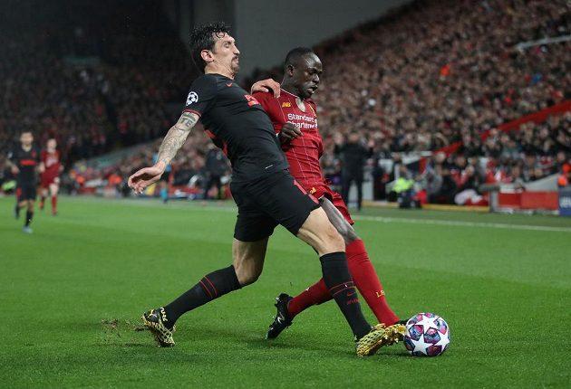 Liverpool bojoval v odvetě Ligy mistrů s Atlétikem Madrid