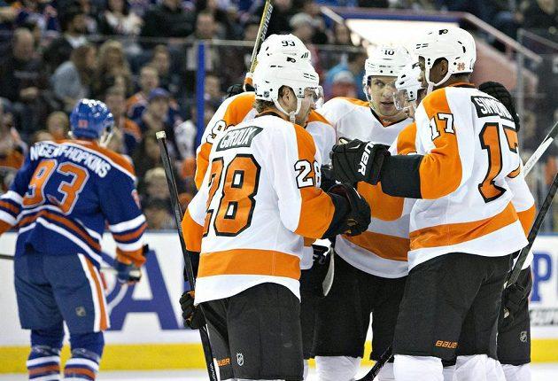 Flyers proti Edmontonu vedli už o dvě branky, přesto znovu prohráli.