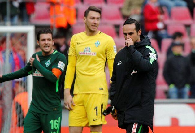 Fotbalisté Brém s českým gólmanem Jiřím Pavlenkou v brance potřetí z posledních čtyř utkání uhráli bezbrankovou remízu, tentokrát s Kolínem nad Rýnem. Pavlenka byl po utkání hodně spokojený.