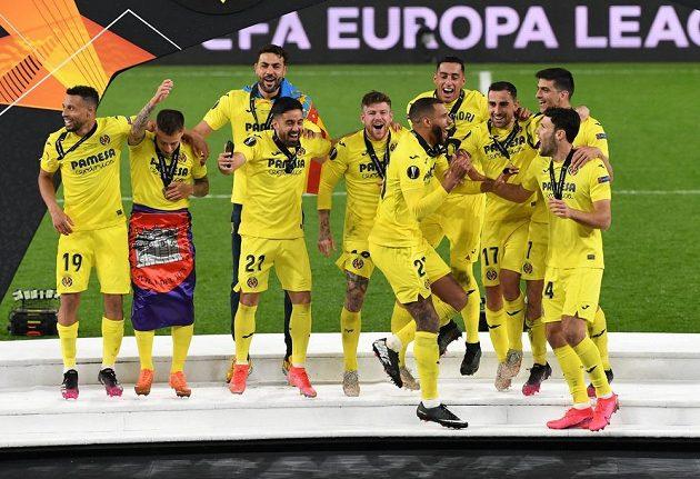 Žlutá ponorka vyhrála Evropskou ligu. Fotbalisté Villarrealu zvítězili ve finále nad Manchesterem United 11:10 na penalty.