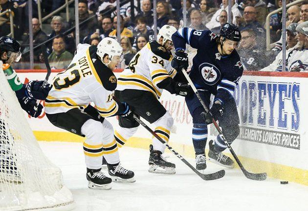 Hokejisté Bostonu prohráli potřetí v řadě
