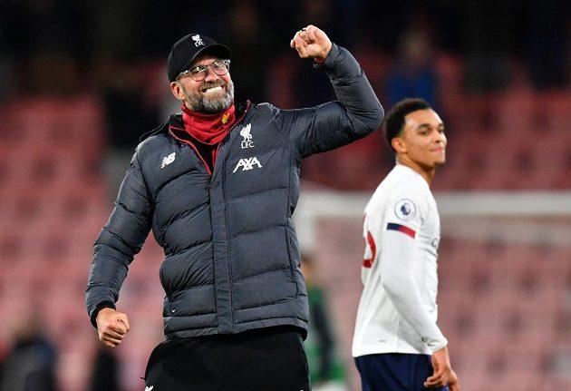 Jürgen Klopp si s Liverpoolem připsal další vítězství