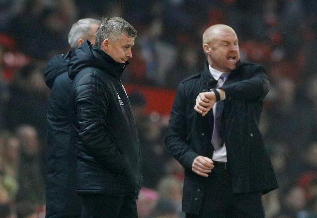 Manažer Manchesteru United Ole Gunnar Solskjaer.