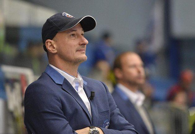 Trenér Michal Straka skončil u hokejistů Plzně.