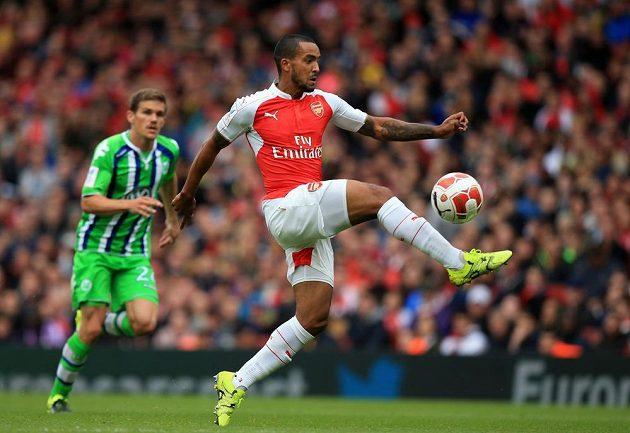 Stane se Theo Walcott v nové sezóně nejlepším střelcem Arsenalu?