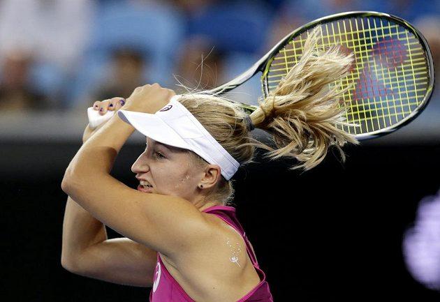 Daria Gavrilovová se postarala o senzaci, v Melbourne vyřadila Petru Kvitovou.