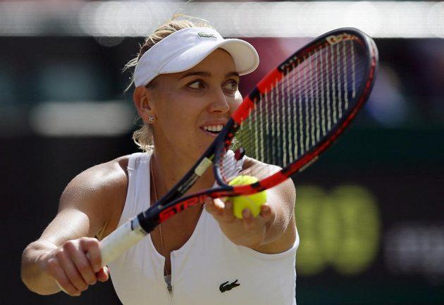 Jelena Vesninová vyzve v semifinále Wimbledonu světovou jedničku.