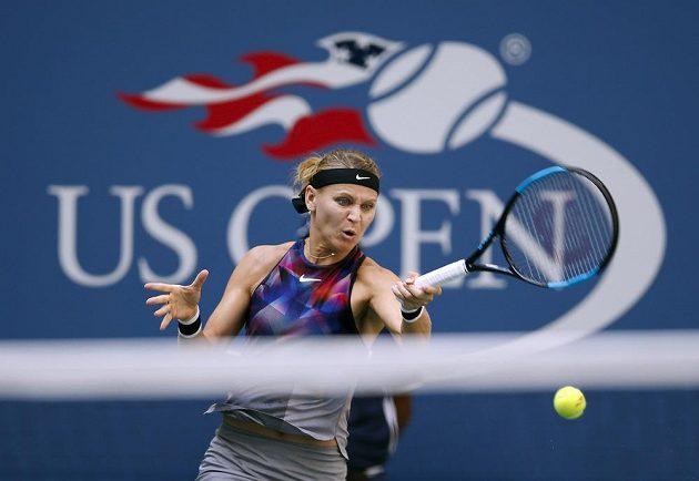 Lucie Šafářová na US Open ve dvouhře dohrála, další naději ale živí v deblu.
