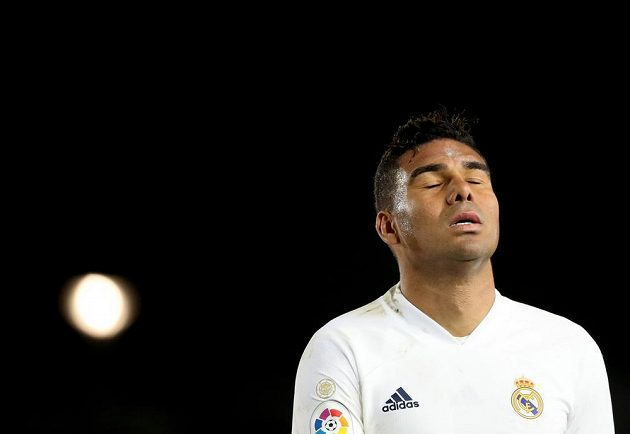 Zklamání ve tváři. Real Madrid doma ve španělské lize jen remizoval a odmítl se posunout do čela tabulky.