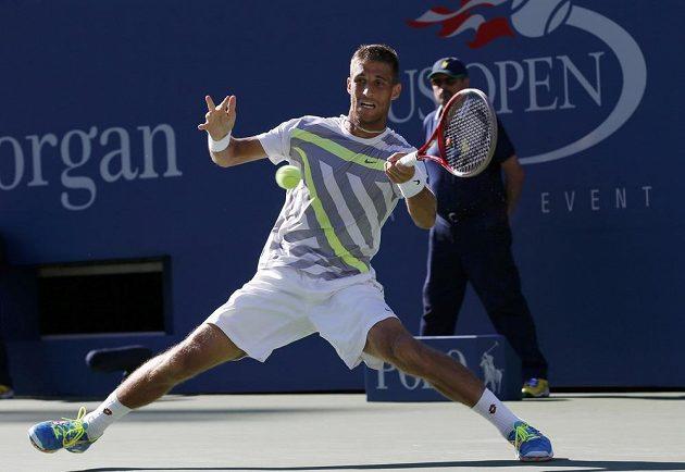 Martin Kližan na US Open.