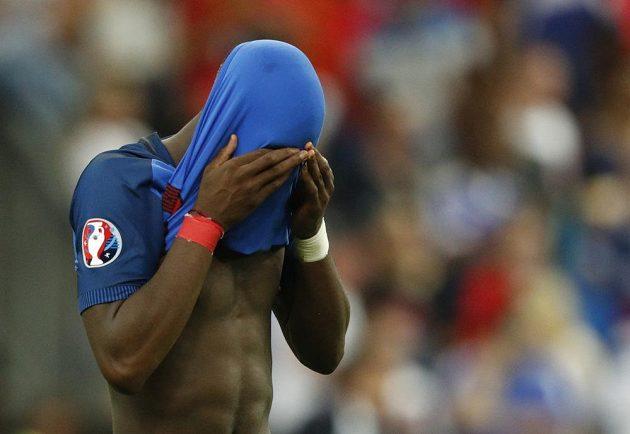 Francouz Paul Pogba by po závěrečném hvizdu na Stade de France raději nebyl...