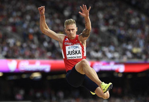 Dálkař Radek Juška ve druhé sérii hladce splnil kvalifikační limit a na MS se představí ve finále.