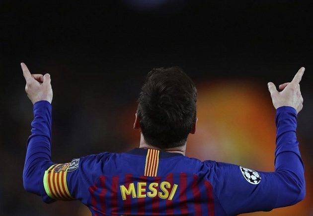 Lionel Messi předvedl další parádní výkon